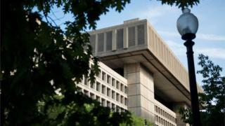 FBI building in Cleveland