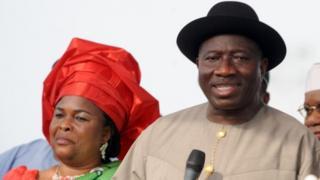 Saisie de biens immobiliers l'ex première dame du Nigeria