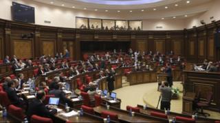 Ermənistan, parlament, prezident, seçkilər, Qarabağ