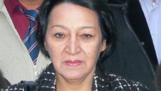 Dilorom Ishoqova
