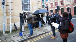Screen Northants filming