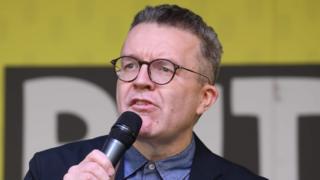 Labour's deputy leader Tom Watson