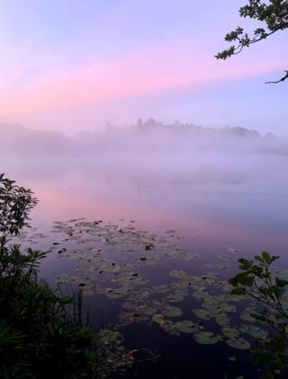 Early morning Mugdock Country Park
