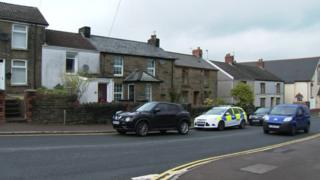 Janet Hoskins was found dead at a property in High Street on Nelson in Wednesday