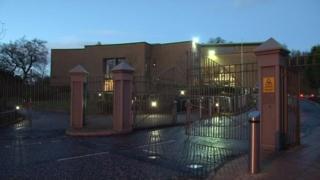 Dungannon court