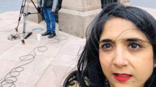 Sima Kotecha BBC Leicester