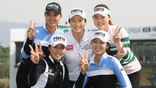 韓國高爾夫