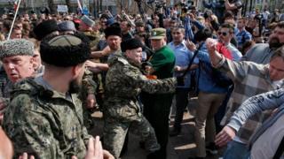 Москва 5 мая