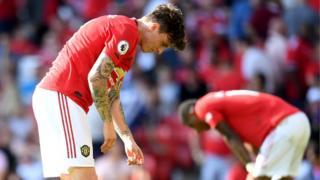 Manchester United amaala afọ n'ala