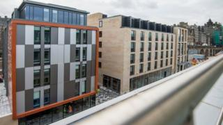 Premier Inn hotels planned for New Market Street, Edinburgh