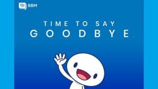 الإعلان عن إغلاق تطبيق المحادثة الشهير BBM