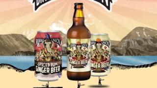 बियर का विज्ञापन