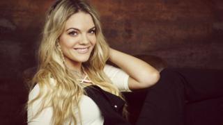 2015 X factor winner -Louisa Johnson.