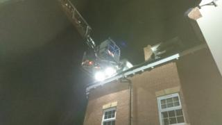 Didcot fire