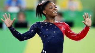 Picture of Simone Biles