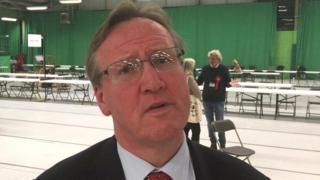 Labour leader Cllr Phil Davies