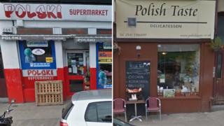 Polish businesses in Glasgow