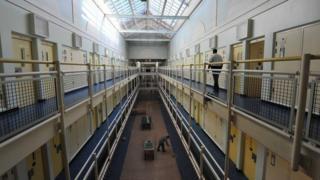 Wormwood Scrubs in London