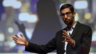 Sundar Pichai: India PM Modi joins social media joy