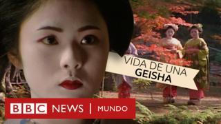 Montaje con geishas