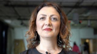 Marija pavlović, predsednica Udruženja za pomoć osobama sa daunovim sindromom