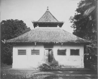 Masjid Angke, Jakarta Barat
