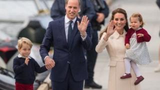 3-летний принц Джордж и 2-летняя принцесса Шарлотта посетят Польшу и Германию