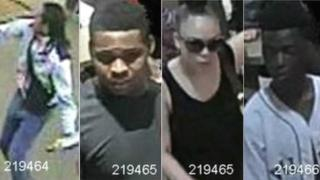 Hyde Park suspects