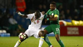 Nigeri vs Senegal