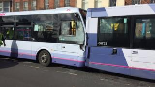 buses in Weymouth