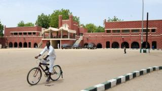 Fadar Shehun Borno na zamani