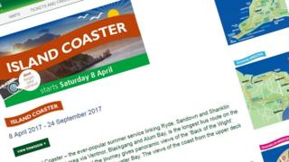 The Island Coaster
