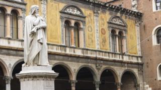 Пам'ятник Данте у Флоренції