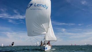 Lendy yacht