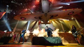 Show do Iron Maiden
