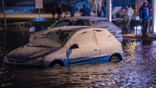 Затопленные машины