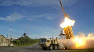 شبکه دفاع ضد موشکی تاد
