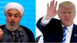 ईरान अमरीका