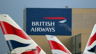 British airways sign