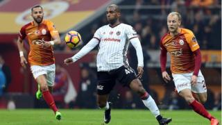 Galatasaray Fenerbahçe maçı