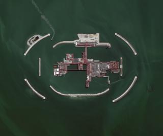 Кашаганский нефтедобывающий комплекс