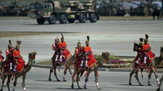 Парад в Пакистане