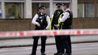Londra'da saldırının yapıldığı Westminster