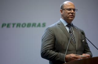 Governador do Rio de Janeiro Wilson Witzel