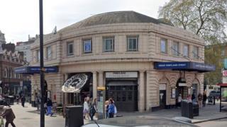 Great Portland Street Station