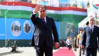 "عنوان تازه امامعلی رحمان: ""اساسگذار تاجیکستانِ مستقل"""