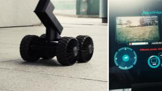 روبوت يمكنه الوصول للأماكن الخطرة بدلاً من البشر