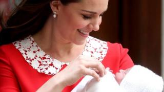 Duchess of Cambridge and her pikin