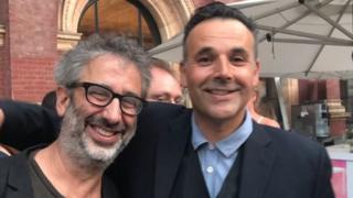 David Baddiel and Rob Newman