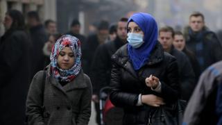 Zagađenje u Sarajevu